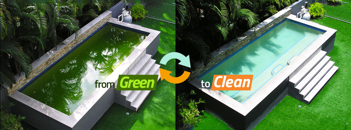 From Green to Clean